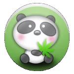 圓仔熊貓照片 圓仔APP for Android