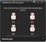 隨身碟病毒免疫器 Bitdefender USB Immunizer