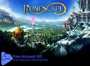 Runescape Free Accounts and passwords list