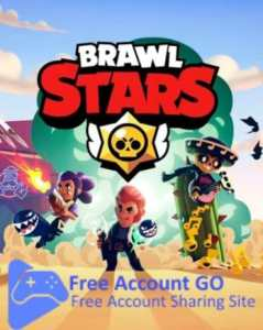 free brawl stars accounts email and pass