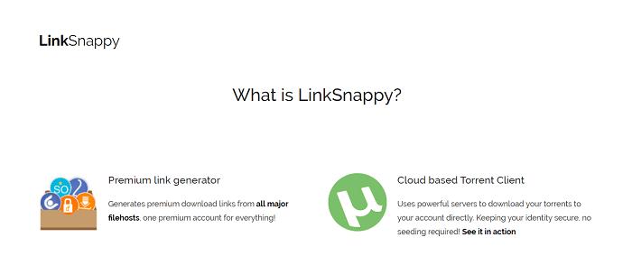 LinkSnappy