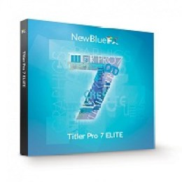 NewBlueFX Titler Pro Crack + Serial Number 2021 Download [ LATEST ]