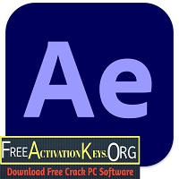 Adobe After Effects CC 2021 17.7 Crack With Activation Key Free Download