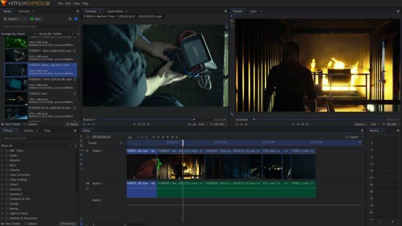 HitFilm Express 2021.1 Crack Plus Activation Key Download