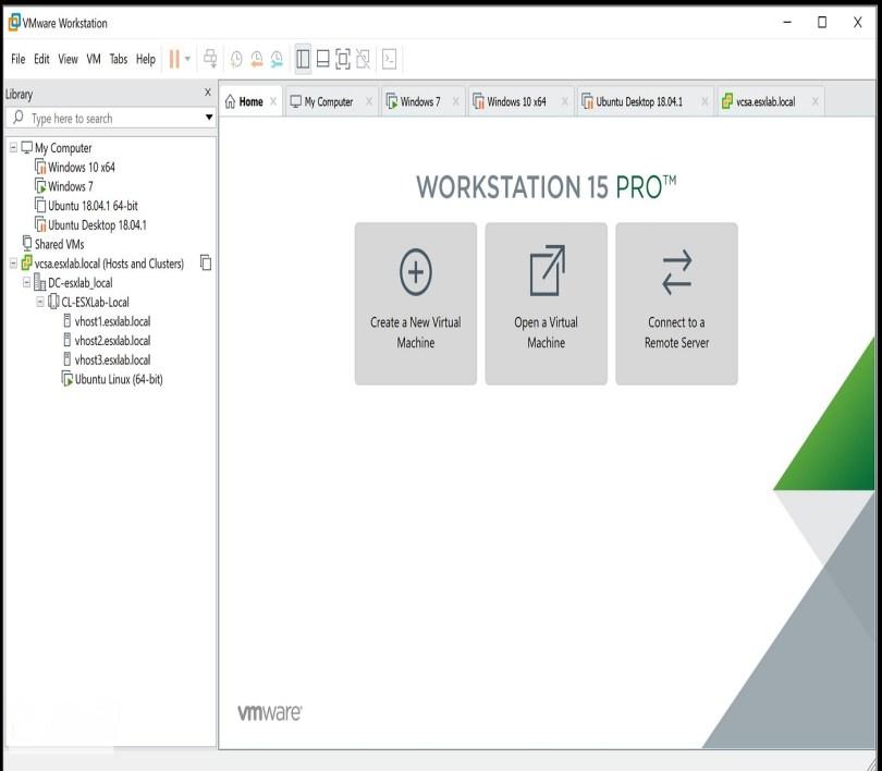 VMware Workstation Pro 16.1.2 Crack + License Key 2021 Download