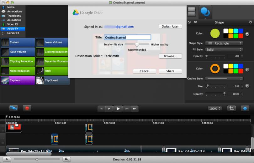 Camtasia Studio 9.1.0 Crack Plus License Key Download 2022