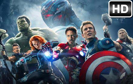 Avengers Wallpaper Hd Marvel New Tab Themes  Free Addons