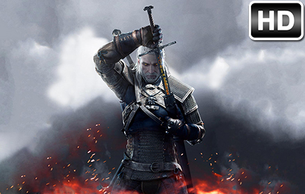 Nier Automata Wallpaper Iphone X Witcher 3 Wallpaper Hd New Tab Theme Hd Wallpapers