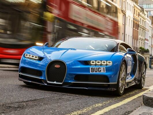 The Speed Emperor Bugatti Chiron 2017 Review