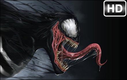 Fall Wallpaper Horses Venom Hd Wallpaper New Tab Themes Free Addons