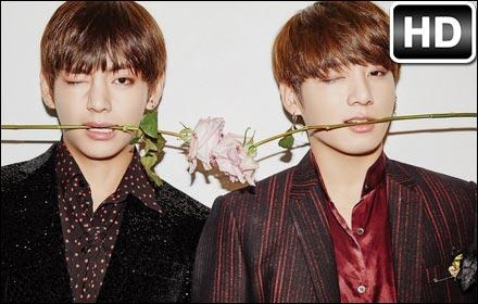 BTS V Amp Jungkook HD Wallpapers Vkook New Tab Free Addons