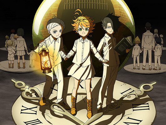 Wallpaper For Thanksgiving And Fall The Promised Neverland First Impression When Dreamland Is