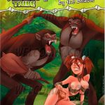 Jurassic Tribe 5 – Captured by the Beasts