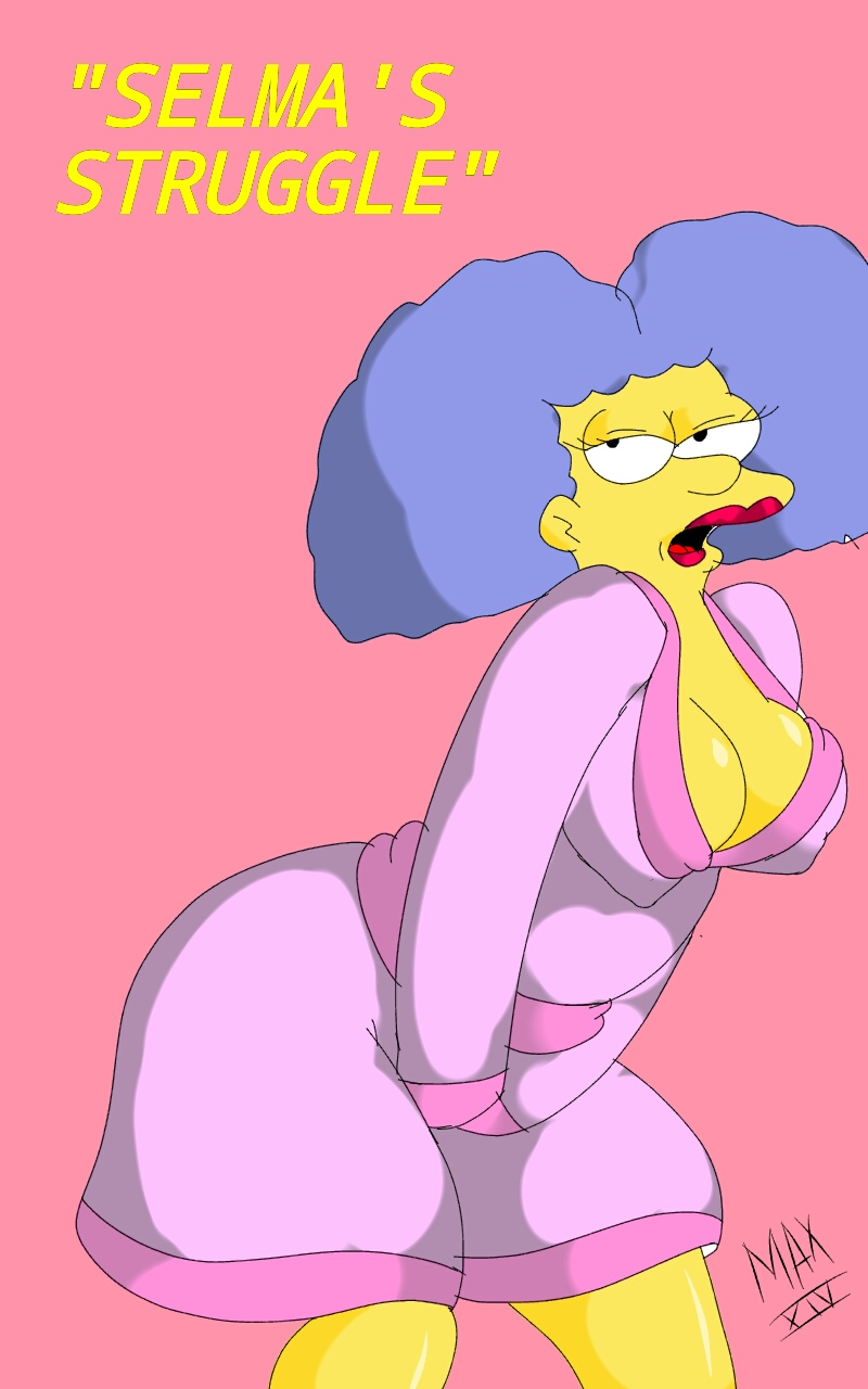 Selma's Struggle (The Simpsons) – [maxtlat]