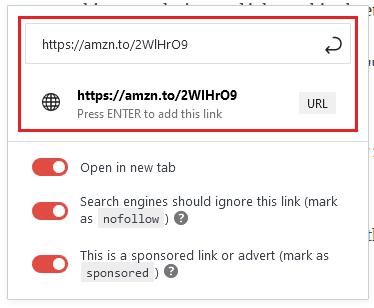 4 ways to create affiliate links in wordpress add manually or use plugins 29 - 4 Ways To Create Affiliate Links In WordPress: Add Manually Or Use Plugins?