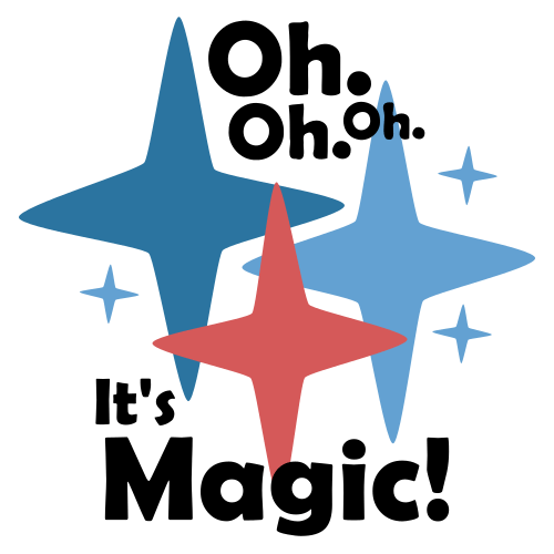 Oh. Oh. Oh. It's Magic! Changing Organizations