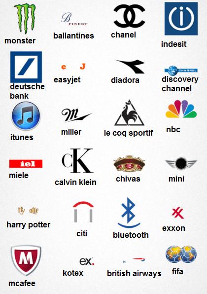 Logos Level 5 : logos, level, Logos, Emerging, Games, Level, Answers
