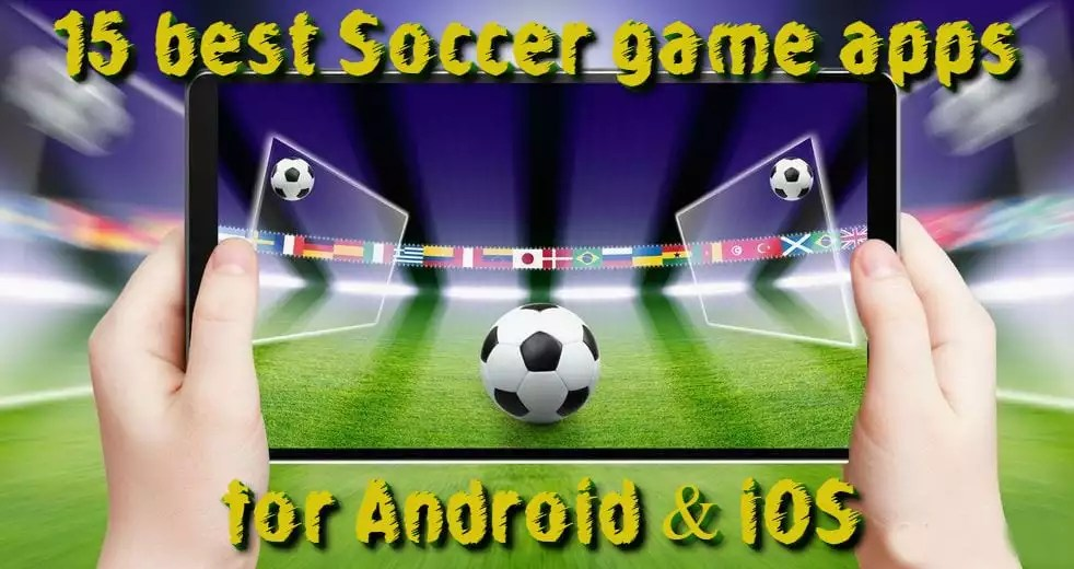 15 best soccer game