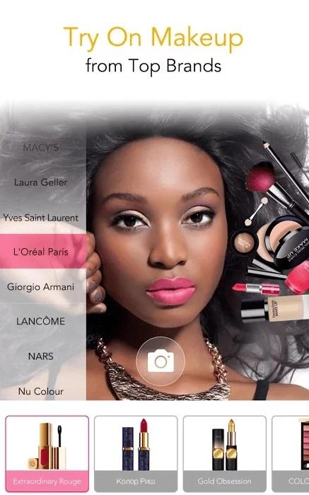 12 free makeup apps