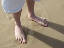 Paddling Beach Free Australian Stock
