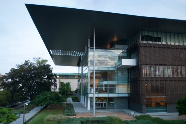 Exterior Modern Art Brisbane