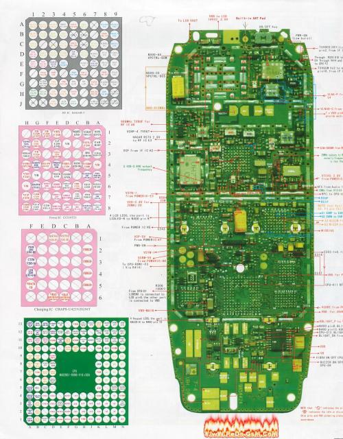 small resolution of nokia 3310 schematics and diagrames 4g nokia 3310 circuit diagram nokia 3310