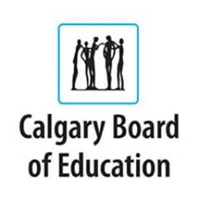 FreeAxez Client - Calgary Board of Education Logo