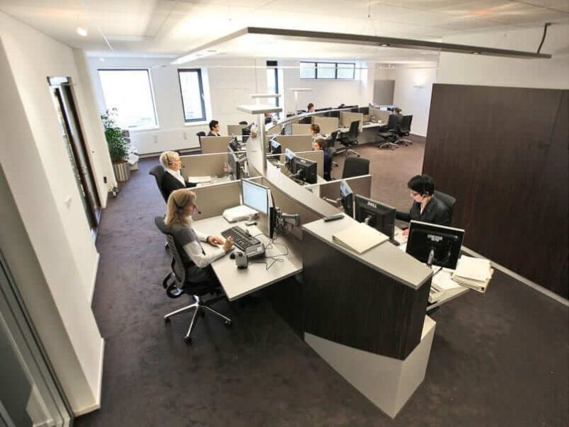 Raised Flooring Companies with Call Center