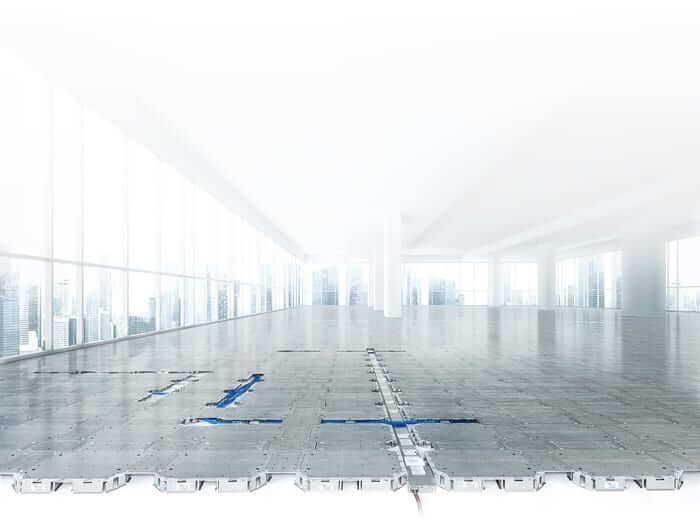 Access Flooring for Facility Management