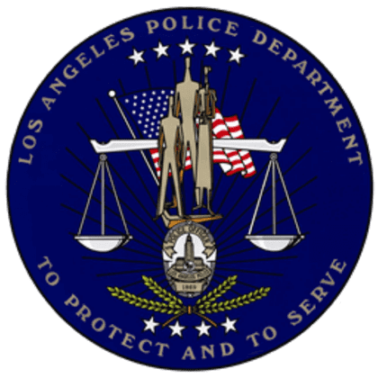 FreeAxez Client - Los Angeles Police Department Crest