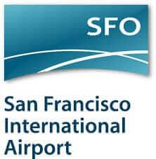 FreeAxez Client - San Francisco International Airport Logo