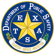 FreeAxez Client - Texas Department of Public Safety Crest
