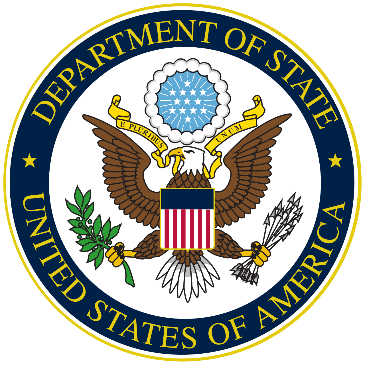 FreeAxez Client - United States Department of State Crest