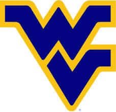 FreeAxez Client - Blue W V with a yellow trim - University of West Virginia logo