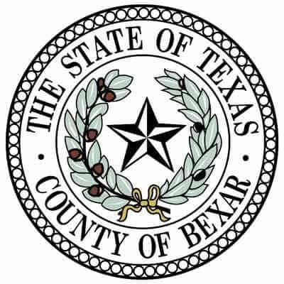 FreeAxez Client - Bexar County Crest