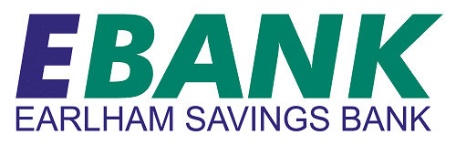FreeAxez Client - Earlham Savings Bank Logo