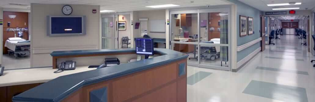 Applications for Raised Flooring in Medical Companies