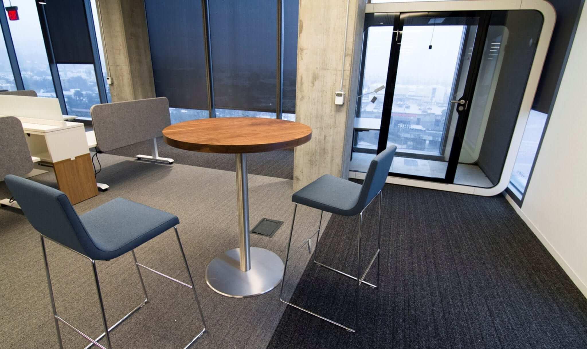 Access Floor in Netflix Headquarters