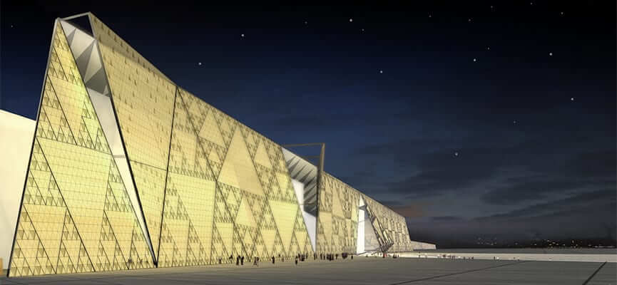 Grand Egyptian Museum- Giza