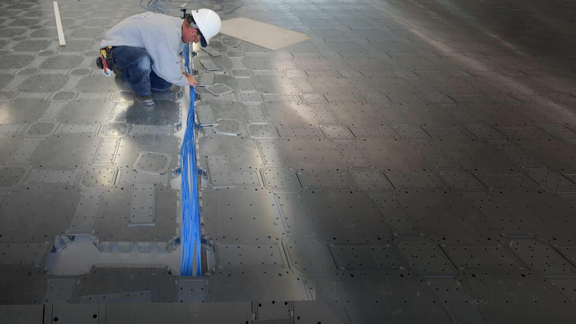Evolution Of Flooring Systems