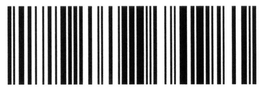 Barcode Tattoo Book Kayla