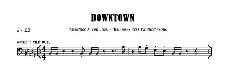 gotw-33-downtown