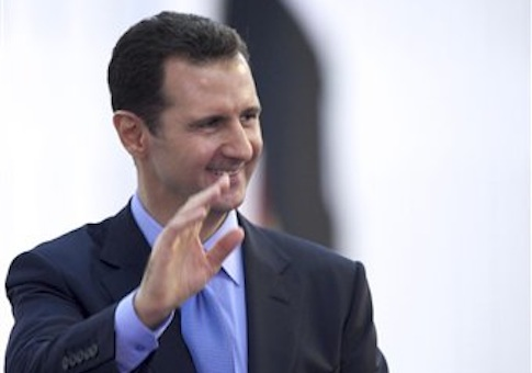 Image result for bashar al
