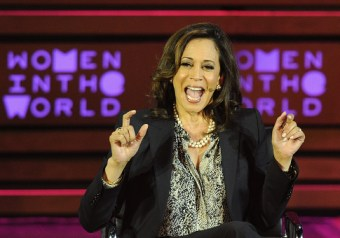 Sen. Kamala Harris Drops F-Bomb at Public Event