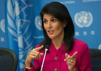 Nikki Haley: New UN Sanctions a 'Gut Punch' to North Korea