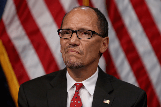 Perez Transferred Large Sums of Money to Rival After He Dropped Out of DNC Chair Race...
