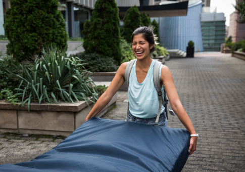 Mattress Girl Maxes Out to Democrat Congressional Candidate