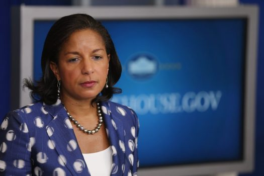 Susan Rice No Longer Expected to Testify Before Lawmakers ...
