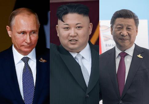 The Bodyguards of Kim Jong-Un