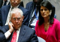 http://freebeacon.com/national-security/tillerson-haley-clash-iran-nuclear-deal/